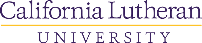 California Lutheran University logo starting 2014